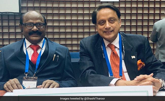 J&K Situation Doesn't Affect Pak: Shashi Tharoor At International Meet