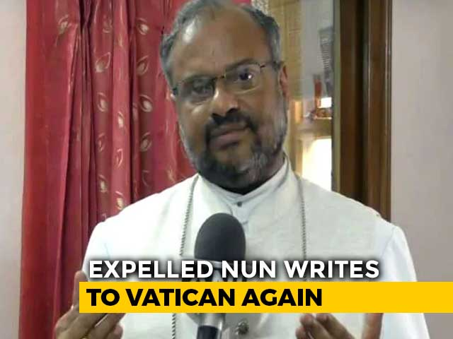 Video : Expelled Kerala Nun Writes To Vatican, Seeks To Present Case Before Pope