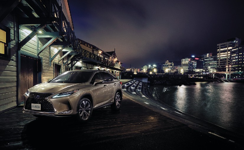 Lexus 7 Seater Suv >> 2020 Lexus Rx450hl 7 Seater Suv Launched In India Priced At