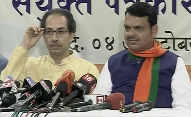 'Victory Will Be Ours': Sena Refuses To Budge In Tussle With Ally BJP