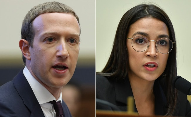 'Dig Into Your Past': Ocasio-Cortez To Mark Zuckerberg On Political Ads