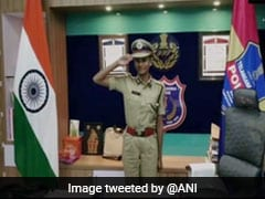 Telangana Girl, 17, Battling Cancer Made Police Commissioner For A Day