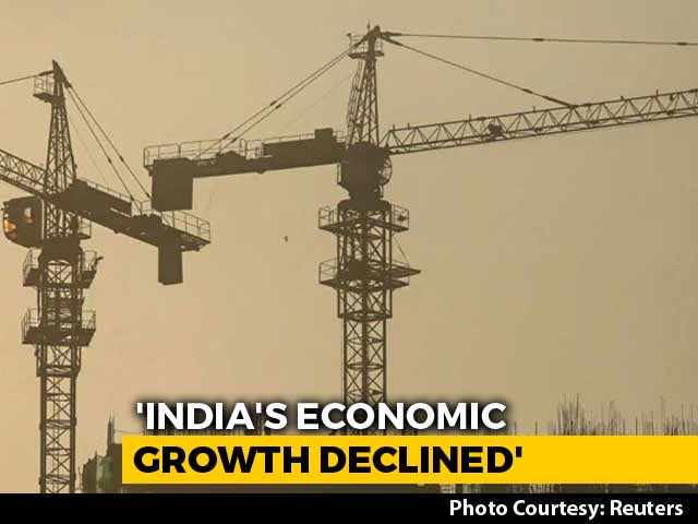 Video : World Bank Cuts India's Growth Rate Projection To 6 Per Cent