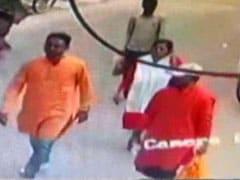 Hindu Group Leader Kamlesh Tiwari's Suspected Killers Caught On CCTV