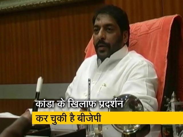 Video : रवीश कुमार का प्राइम टाइम: क्या बीजेपी सांसद नहीं जानती थीं कांडा का इतिहास?