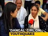 Video: Haryana Elections: Babita Phogat Enters Political 'Dangal'