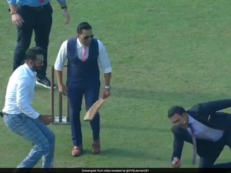 """India vs South Africa: VVS Laxman Shares Video Of His """"Finest Close-In Catch"""" - Watch"""