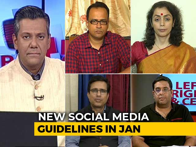 Video : Privacy vs Security: New Social Media Guidelines In January