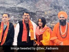 Devendra Fadnavis Visits Kedarnath Shrine Before Maharashtra Election Results