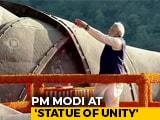 Video : PM Modi Pays Tribute To Sardar Patel On His 144th Birth Anniversary