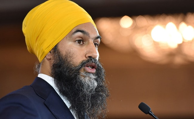 In Canada Election, Indian-Origin Leader May Play Kingmaker To Justin Trudeau