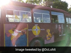 """""""Classroom On Wheels"""" In Arunachal District Is Getting Students To School"""
