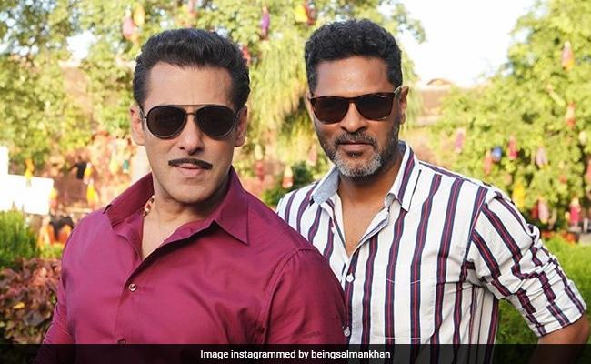 Salman Khan's New Cop Film Will Be Different, Says Dabangg 3 Director Prabhu Deva