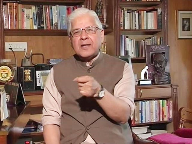 "Video : ""Numbers Show Haryana Will Have Non-BJP Government"": Congress' Ashwani Kumar"
