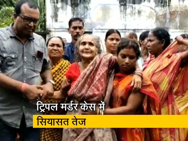Videos : रवीश कुमार का प्राइम टाइम: मुर्शिदाबाद में 50 मिनट के भीतर परिवार के तीन लोगों की हत्या
