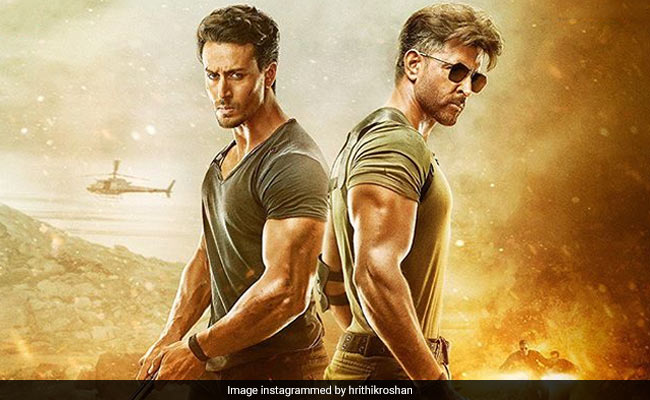 War Movie Review: Strictly For Fans Of Hrithik Roshan And Tiger Shroff