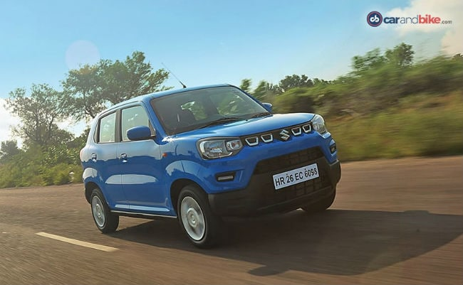Maruti Suzuki Starts Exporting S-Presso From India