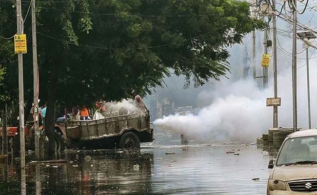 After Floods, Bihar Grapples With Spike In Dengue Cases To 1,400