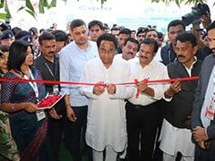 इंदौर : निवेशक सम्मेलन से पहले कमलनाथ ने 800 करोड़ से ज्यादा की परियोजनाएं शुरू कीं