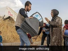 Iraq Sees Surge In Syrian Refugees Amid Anti-Kurds Turkish Offensive: UN