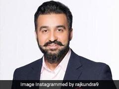 Raj Kundra, Shilpa Shetty's Husband, Sent To Police Custody Till Tuesday