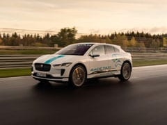 Jaguar Land Rover & Google Measure Dublin Air With I-Pace Electric SUV For Street View