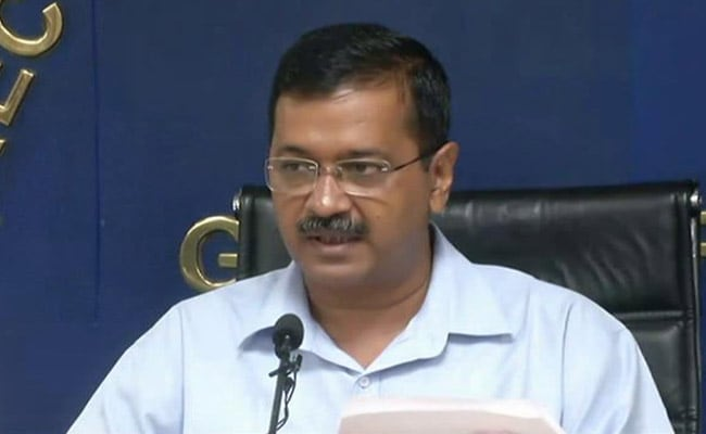 """Pained"" To Know BJP's Take On Electricity Subsidy, Says Arvind Kejriwal"