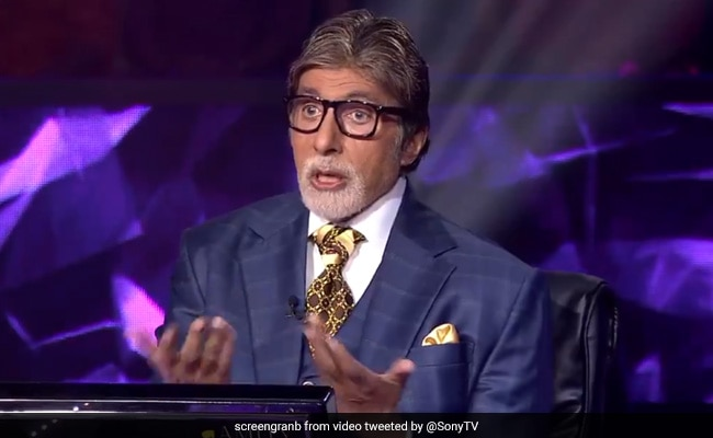 Kaun Banega Crorepati 11, Episode 41 Written Update: Amitabh Bachchan Was Moved By This Contestant's Love Story