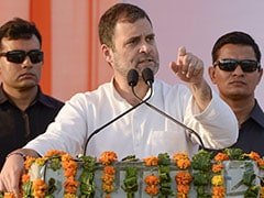 Rahul Gandhi Expresses Shock Over Murder Of Vet In Telangana