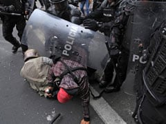 "Clashes As Ecuador President Declares State Of Emergency ""To Avoid Chaos"""