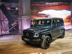 Mercedes-Benz G-Class SUV Launched In India; Priced At Rs. 1.50 Crore