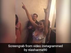 दिवाली पार्टी में टीवी की 'नागिन' ने दिखाया जबरदस्त अंदाज, झूमकर किया ऐसा डांस Video हुआ वायरल