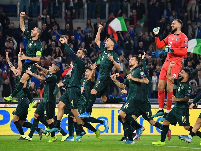 Italy vs Greece, Euro Qualifiers: Italy Book Euro 2020 Berth With 2-0 Win