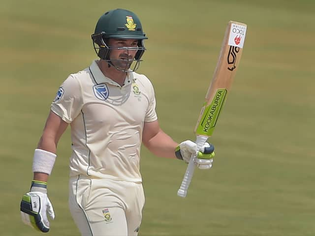 India vs South Africa 1st Test, Day 3 Today Match LIVE Score: Dean Elgar Hits Hundred, South Africa 5 Down