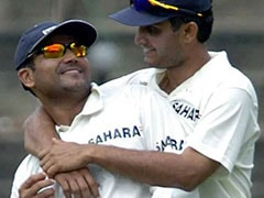 Virender Sehwag Says One Prediction On Sourav Ganguly Came True, One More To Go