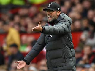 """""""They Just Defend"""": Jurgen Klopp Frustrated As Stubborn Manchester United Hold Liverpool"""