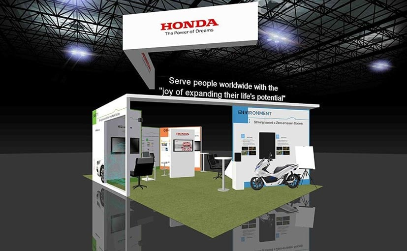 Honda's booth at ITS World Congress 2019 will showcase these technologies