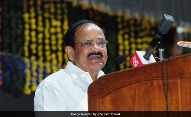 "Venkaiah Naidu's ""4-C"" Approach To Chose Leaders During Polls"