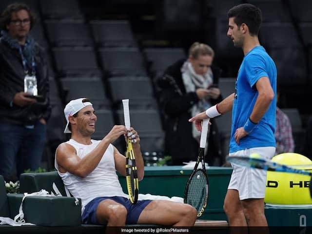 "Novak Djokovic Enjoys ""Fun"" Rafael Nadal Practice Session Ahead Of No.1 Battle"