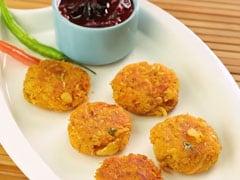 Quick Tea-Time Snack: Turn Raw Papaya Into Decadent Kebabs And Pair Them With Aloo Bukhara Chutney