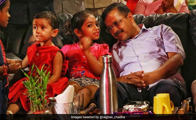 'Must Listen To Everyone': Arvind Kejriwal On 'Youngest Advisor' Tweet