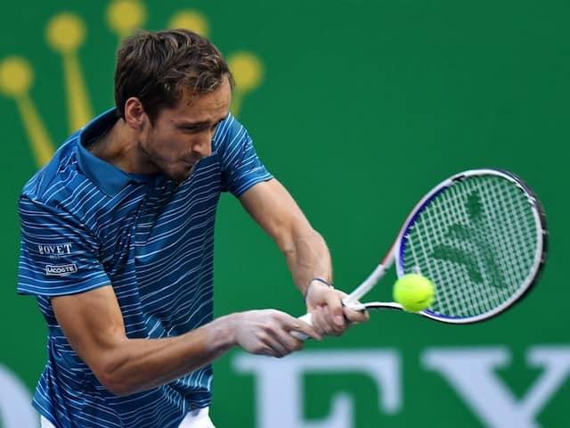 Shanghai Masters: Daniil Medvedev Enters Sixth Straight Final To Set Up Alexander Zverev Clash