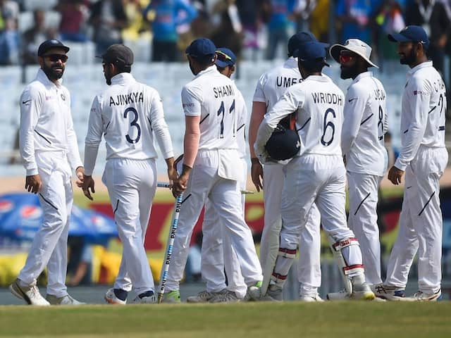 India tops World Test Championship table with 240 points