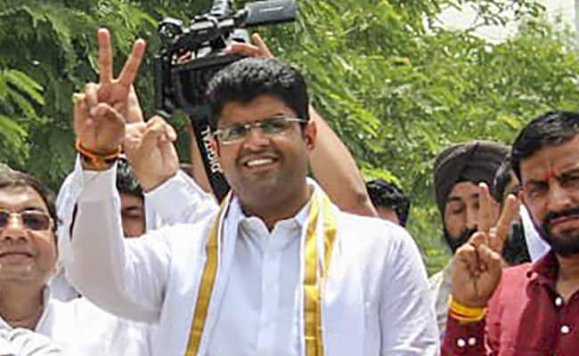 Haryana Elections 2019: Dushyant Chautala Party Promises Reservation In Jobs For Haryana Locals