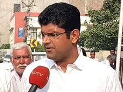 Dushyant Chautala To Meet Father In Tihar Jail Before Big Decision