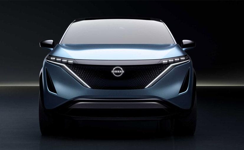2019 Tokyo Motor Show: Nissan Ariya Concept Previews A Premium Crossover EV