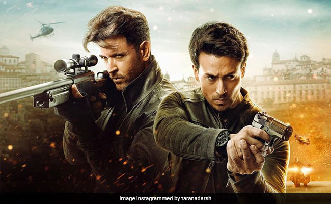 War Box Office Collection Day 6: Hrithik Roshan And Tiger Shroff's Film Almost At Rs 200 Crore