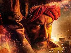 First Posters: Ajay Devgn Vs Saif Ali Khan In <i>Tanhaji</i>