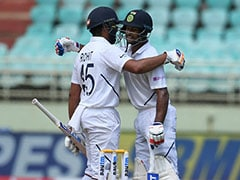 Mayank Agarwal Lost For Words After Scoring Double Century