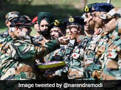 """""""Still Stings Us"""": PM Modi Talks Of Pakistan-Occupied Kashmir In J&K"""